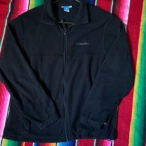 Black Columbia jacket L